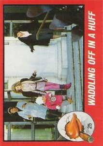 0025a 8 213x300 Howard The Duck  The Movie 1986 [Topps] Card Set