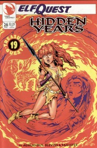 0026 109 198x300 Elfquest  Hidden Years [Warp] V1