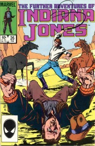 0026 143 196x300 Further Adventures of Indiana Jones [Marvel] V1