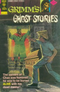 0026 162 195x300 Grimms Ghost Stories [Gold Key] V1