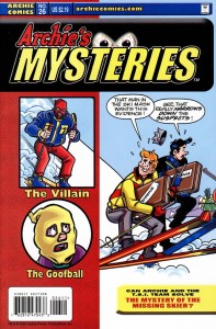 0026 30 197x300 Archies Mysteries [Archie] V1