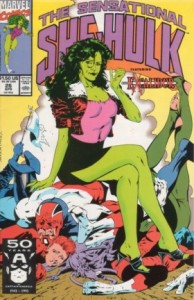 0026 301 194x300 Sensational She Hulk [Marvel] V1
