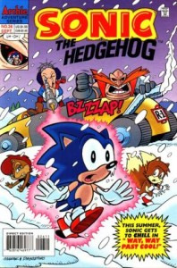 0026 311 198x300 Sonic  The Hedgehog [Archie Adventure] V1