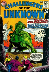 0026 67 204x300 Challengers Of The Unknown [DC] V1