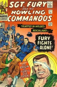0027 295 199x300 Sgt Fury And His Howling Commandos [Marvel] V1