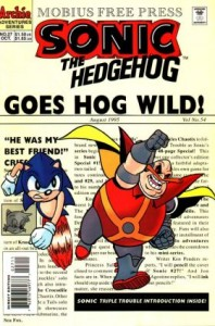0027 306 198x300 Sonic  The Hedgehog [Archie Adventure] V1