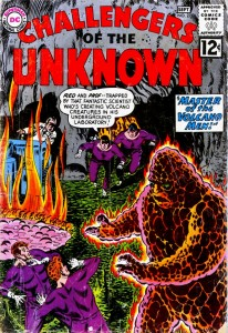 0027 67 206x300 Challengers Of The Unknown [DC] V1