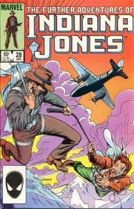 0028 132 193x300 Further Adventures of Indiana Jones [Marvel] V1