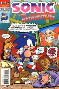 0028 285 198x300 Sonic  The Hedgehog [Archie Adventure] V1