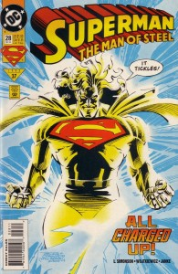 0028 323 195x300 Superman  The Man Of Steel [DC] V1