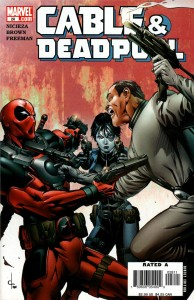 0028 63 194x300 Cable And Deadpool [Marvel] V1