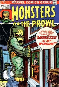 0029 218 203x300 Monsters On The Prowl [Marvel] V1