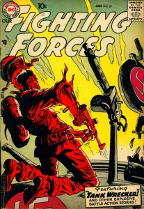 0029 243 207x300 Our Fighting Forces [DC] V1