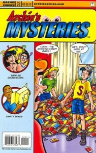 0029 27 189x300 Archies Mysteries [Archie] V1