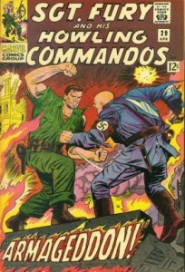 0029 285 204x300 Sgt Fury And His Howling Commandos [Marvel] V1