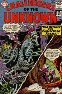 0029 62 199x300 Challengers Of The Unknown [DC] V1
