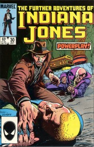 0030 128 193x300 Further Adventures of Indiana Jones [Marvel] V1