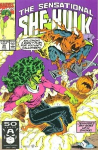 0030 273 195x300 Sensational She Hulk [Marvel] V1