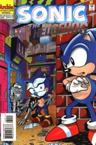 0030 283 198x300 Sonic  The Hedgehog [Archie Adventure] V1