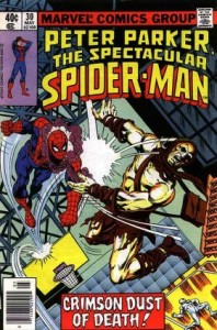 0030 293 198x300 Spectacular Spider Man [Marvel] V1