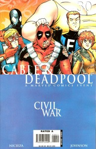 0030 64 195x300 Cable And Deadpool [Marvel] V1