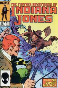 0031 120 196x300 Further Adventures of Indiana Jones [Marvel] V1