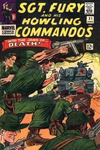 0031 257 201x300 Sgt Fury And His Howling Commandos [Marvel] V1