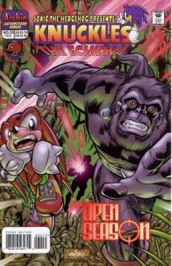 0032 164 194x300 Knuckles [Archie Adventure] V1