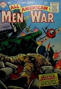0032 17 206x300 All American Men of War [DC] V1