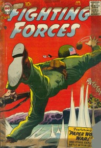 0032 205 206x300 Our Fighting Forces [DC] V1