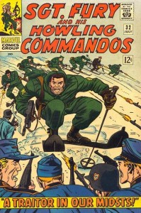0032 240 199x300 Sgt Fury And His Howling Commandos [Marvel] V1