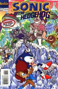 0032 252 198x300 Sonic  The Hedgehog [Archie Adventure] V1