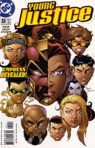 0032 339 192x300 Young Justice [DC] V1