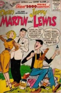 0032 4 198x300 Adventures Of Dean Martin and Jerry Lewis [DC] V1
