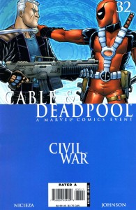 0032 59 195x300 Cable And Deadpool [Marvel] V1