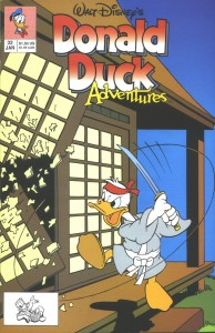 0032 98 194x300 Donald Duck Adventures [Disney] V1
