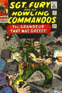 0033 238 200x300 Sgt Fury And His Howling Commandos [Marvel] V1