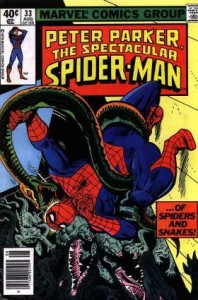 0033 257 198x300 Spectacular Spider Man [Marvel] V1