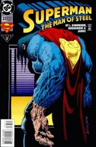 0033 283 196x300 Superman  The Man Of Steel [DC] V1
