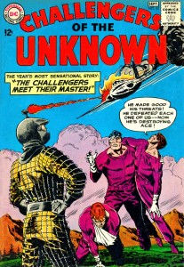 0033 50 207x300 Challengers Of The Unknown [DC] V1
