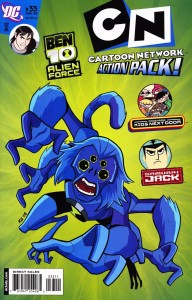 0033 54 192x300 Cartoon Network  Action Pack [DC] V1