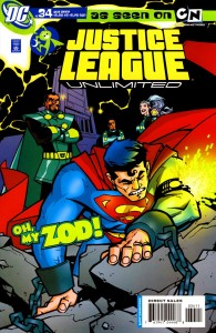 0034 153 195x300 Justice League  Unlimited [DC] V1