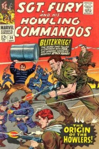 0034 239 200x300 Sgt Fury And His Howling Commandos [Marvel] V1