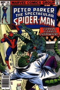 0034 256 198x300 Spectacular Spider Man [Marvel] V1