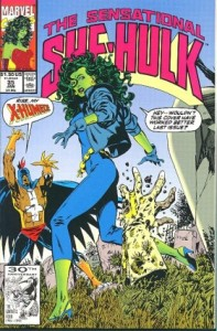 0035 231 197x300 Sensational She Hulk [Marvel] V1