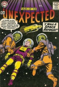 0035 272 203x300 Tales Of The Unexpected [DC] V1