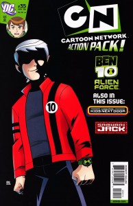 0035 50 194x300 Cartoon Network  Action Pack [DC] V1