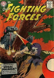 0036 191 209x300 Our Fighting Forces [DC] V1