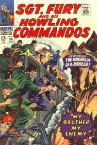 0036 225 200x300 Sgt Fury And His Howling Commandos [Marvel] V1