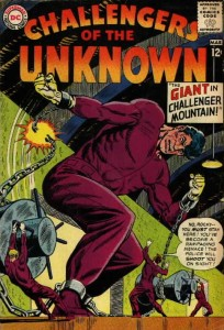 0036 47 204x300 Challengers Of The Unknown [DC] V1